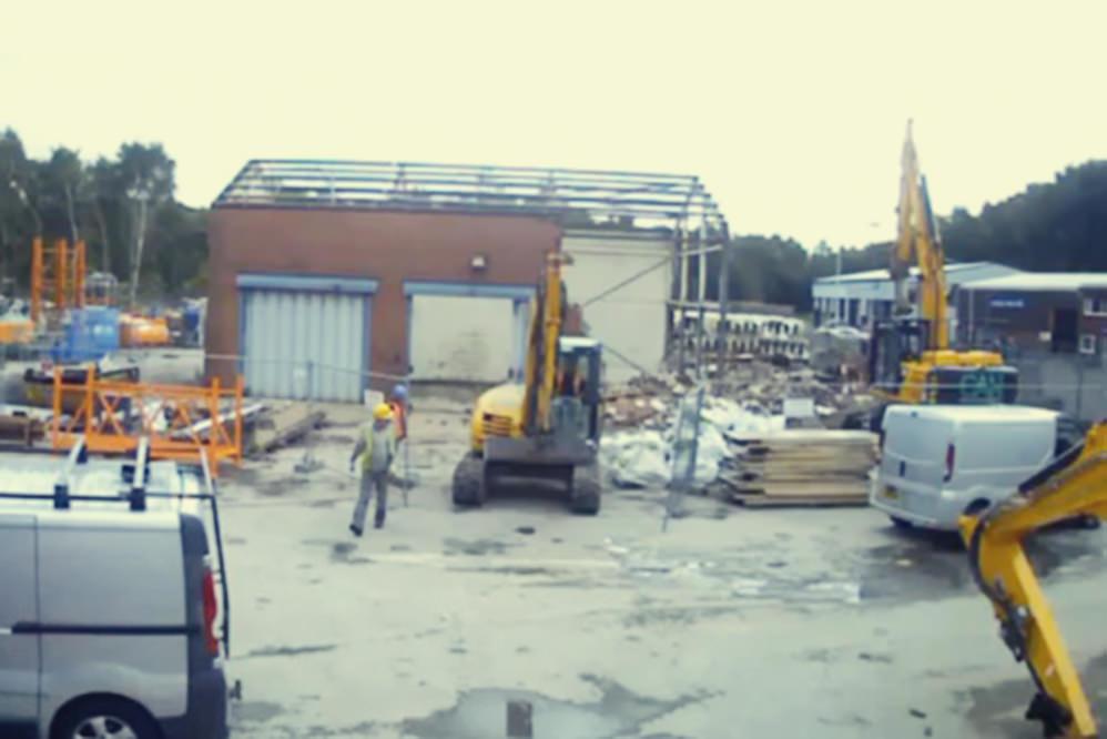 Matrix Engineering demolition