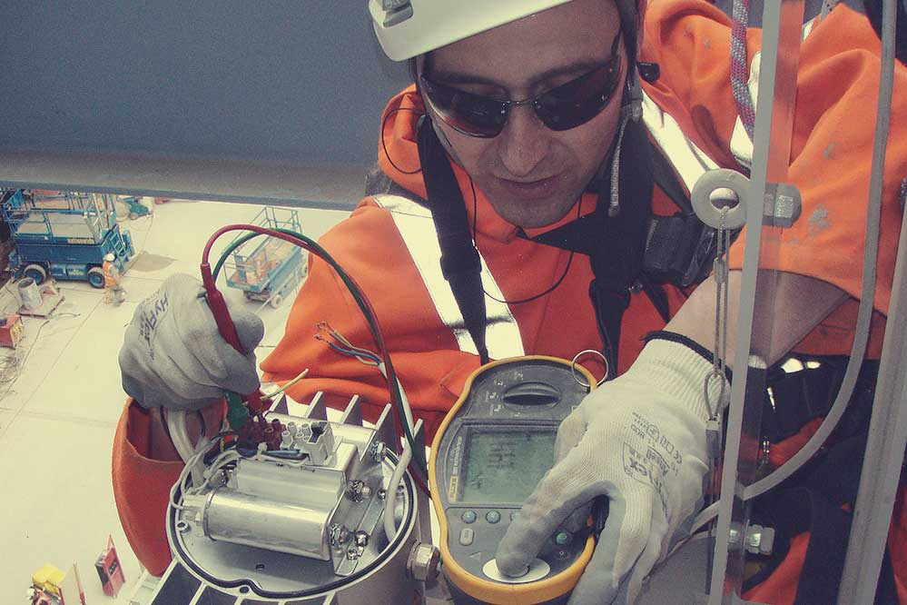 Mechanical and electrical services inspection