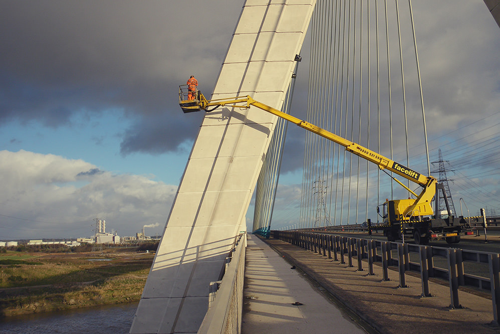 Flintshire Bridge – Principal Inspection