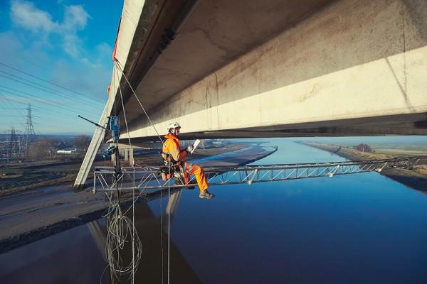 Flintshire Bridge – Principal Bridge Inspection