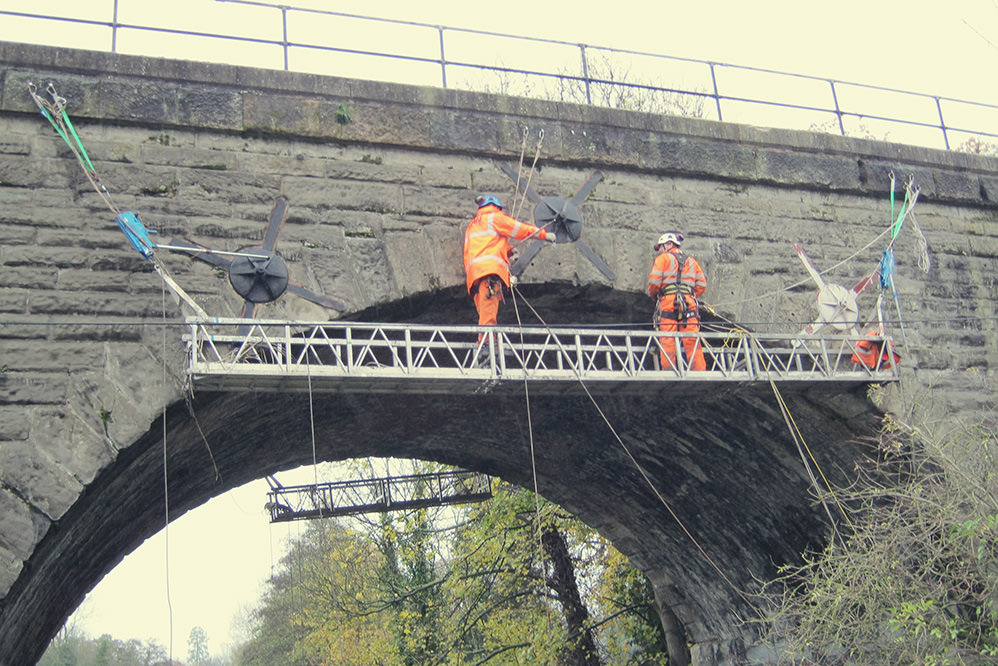 Milverton Railway Viaduct – Masonry Repairs