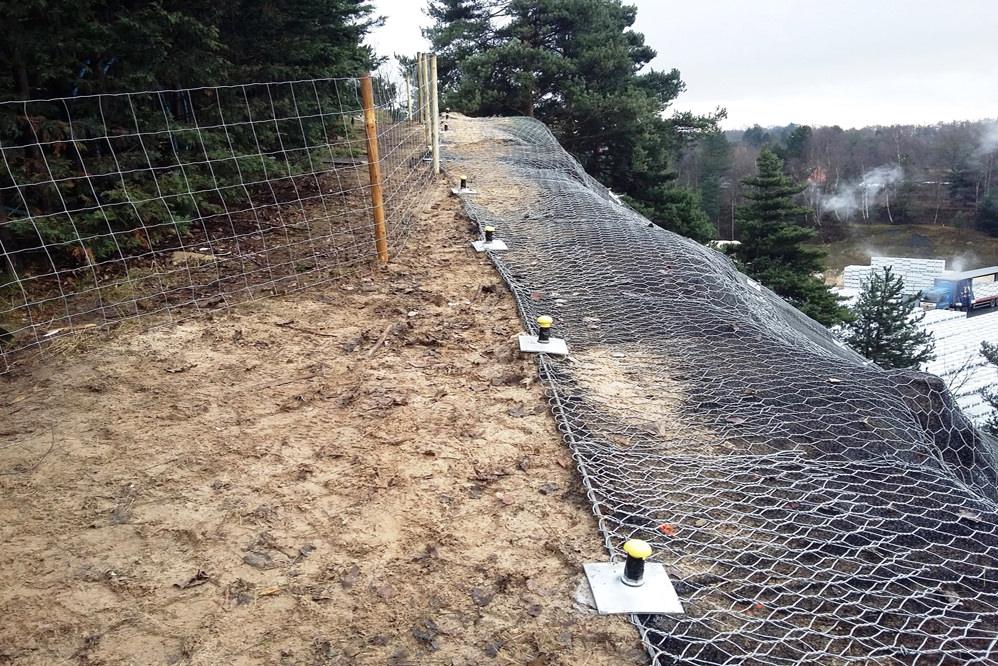 Ightham Sands Soil Nailing