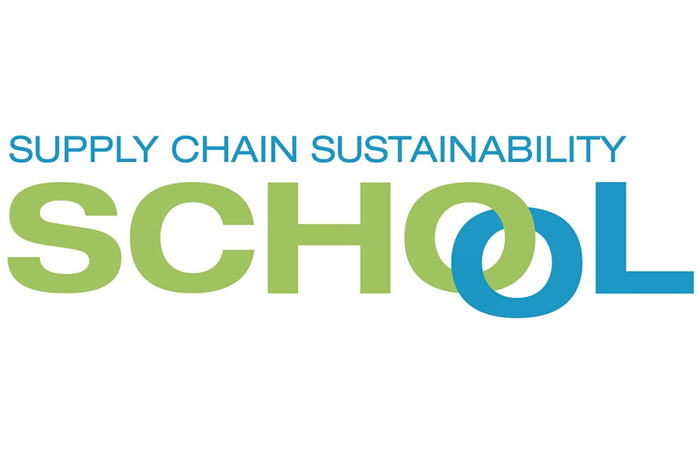 Our work with the Supply Chain Sustainability School