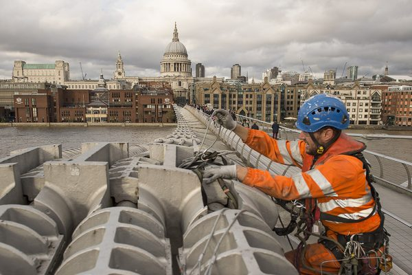 CAN IS RECRUITING ROPE ACCESS TECHNICIANS LONDON