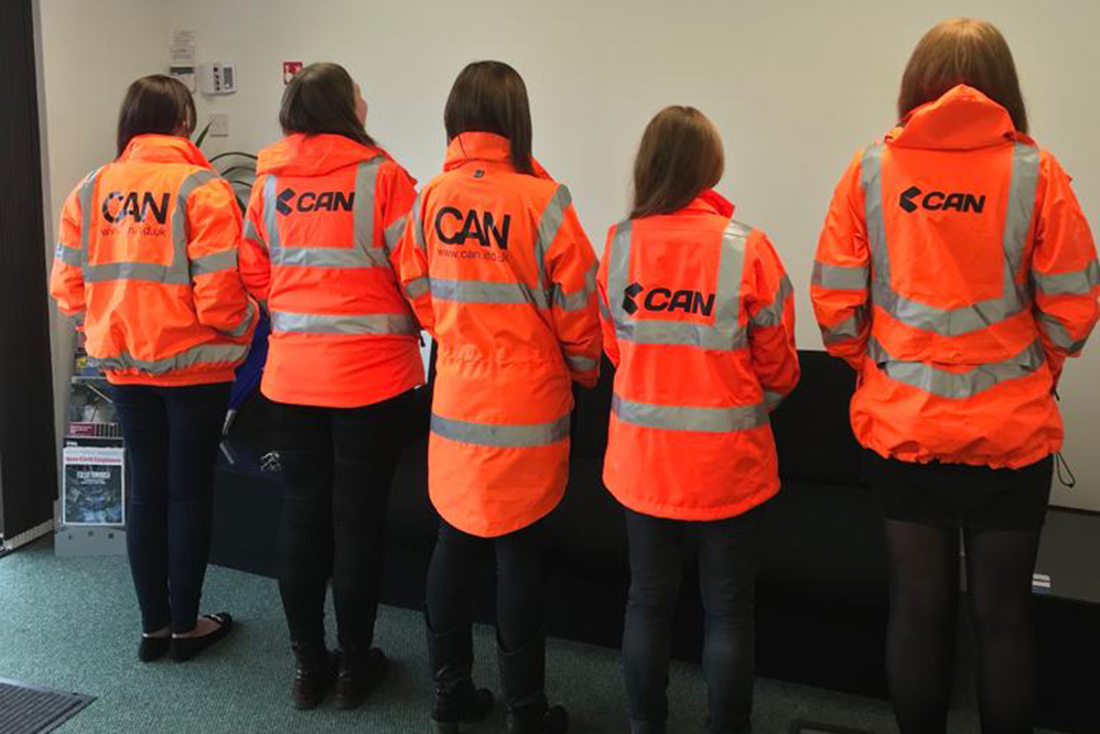 CAN celebrates International Women in Engineering Day