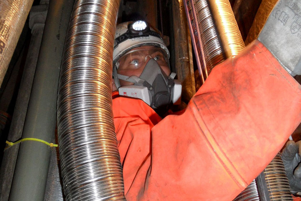 Confined Space Contracting Services - Emergency Stand-by