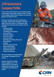 CAN Geotechnical Brochure