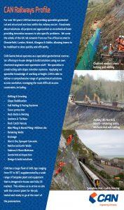 CAN Railways Brochure