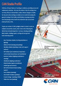 CAN Stadia Brochure